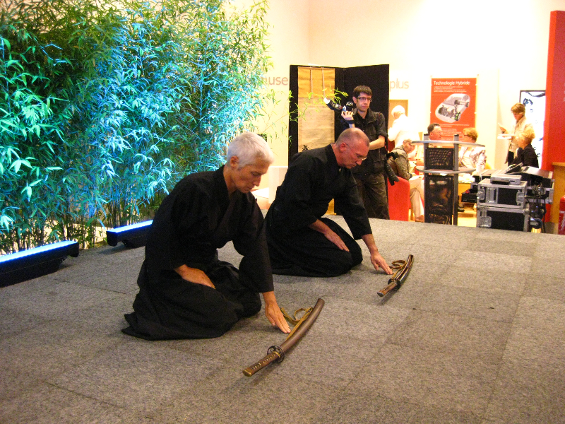 demonstration-iaido-inauguration-magasin-toyota-metz-09